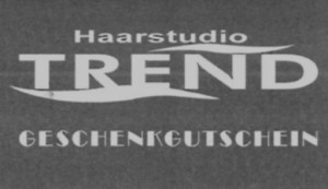 Geschenkgutschein Haarstudio Trend Schwäbisch Gmünd